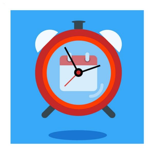 時間を計画する