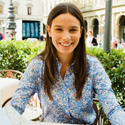 Miriam さん、イタリア