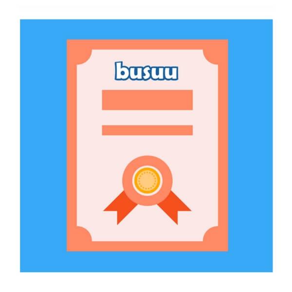 Festeggia il tuo certificato