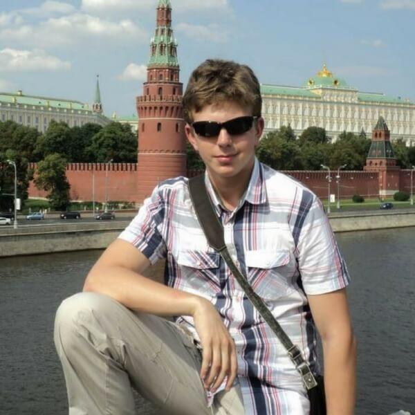(موسكو، روسيا)'اليكس'