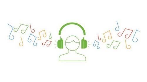 müzik ve filmlerle