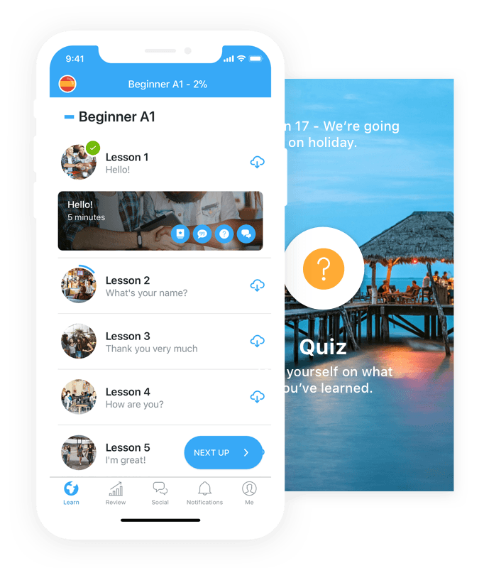 Busuu App