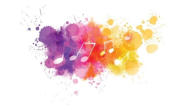 借助音乐和电影学习会更轻松
